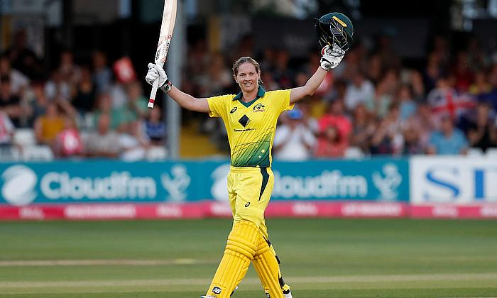 Meg Lanning Speaks Ahead of Series Against Sri Lanka