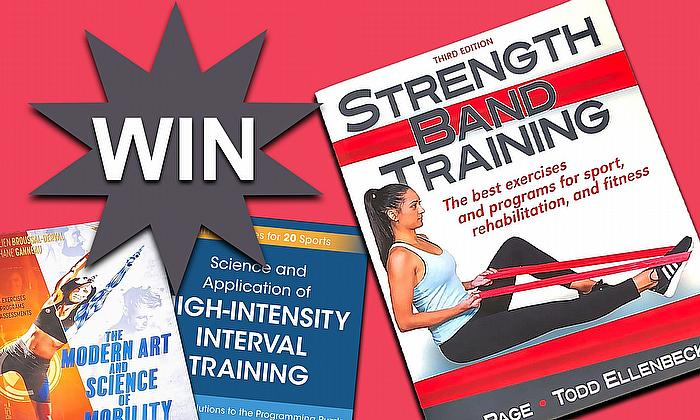 Win a copy of 'Strength Band Training'