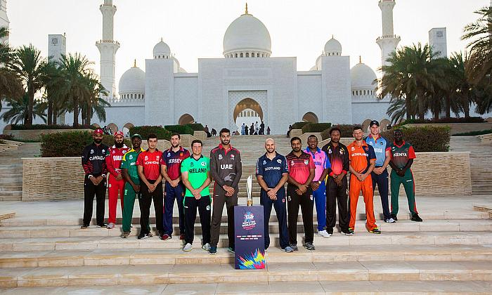 Captains enthusiastic ahead of ICC Men's T20 World Cup Qualifier 2019