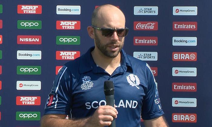 Kyle Coetzer Speaks After Scotland v Singapore