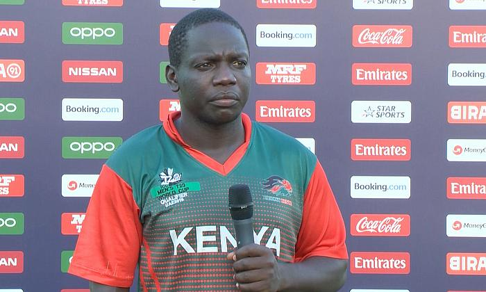 Shem Ngoche Speaks After Kenya v Netherlands