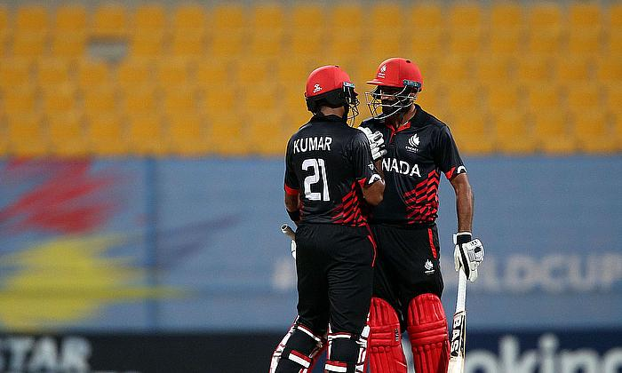 ICC T20 World Cup Qualifier Day 4 Round Up – Wins for Ireland, Scotland, Kenya, UAE & Canada