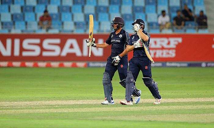 ICC  T20 World Cup Qualifier Day 7 Round Up – Wins for PNG, UAE, Hong Kong & Scotland