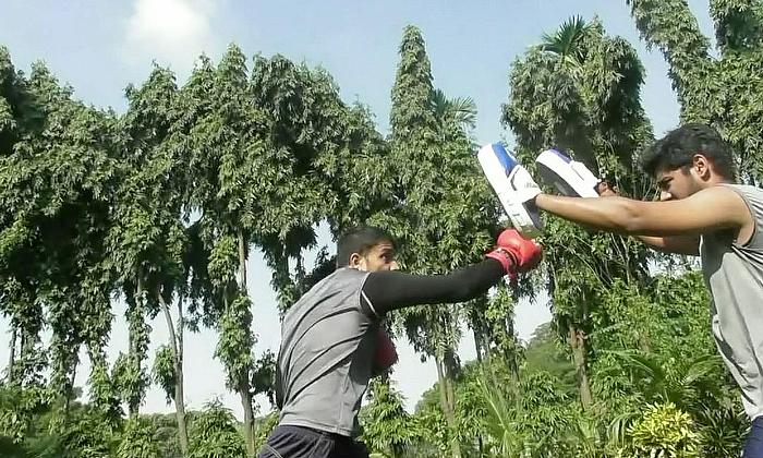 Boxing Fitness for Cricket with Chinmoy Roy