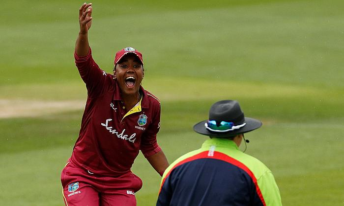 West Indies Women Lose Rain-affected Fourth T20 International