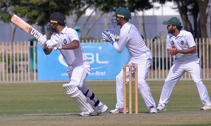 Junaid Khan, Usman Shinwari Orchestrate Balochistan Collapse  in Quaid e Azam Trophy