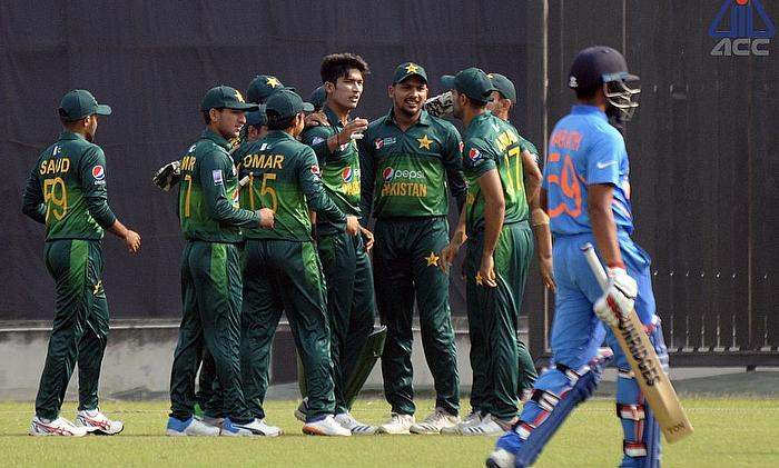 Pakistan Beat India by to Qualify for Final of ACC Emerging Teams Asia Cup 2019