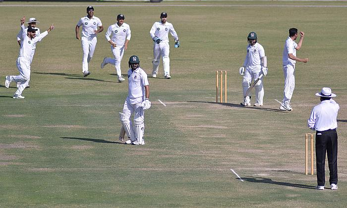 Khyber Pakhtunkhwa Beat Balochistan by an Innings and 122 runs in Quaid e Azam Trophy