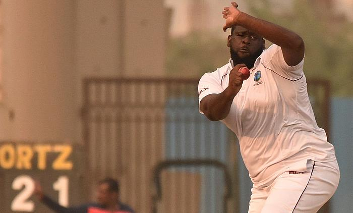 West Indies on top after Day 1 against Afghanistan in Test at the Ekana Cricket Stadium