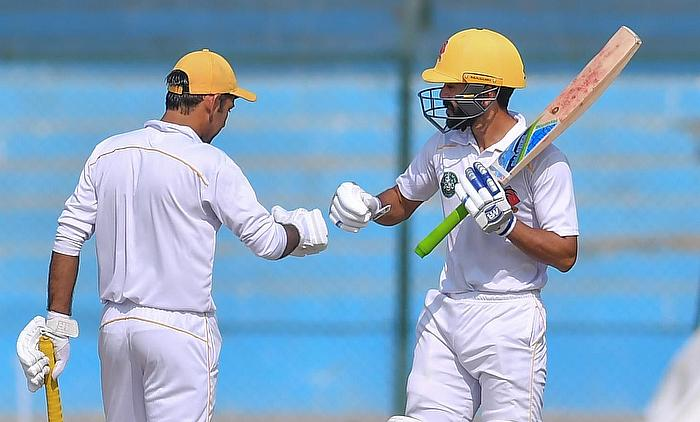 Fawad, Sarfaraz Score Big Hundreds Against Southern Punjab