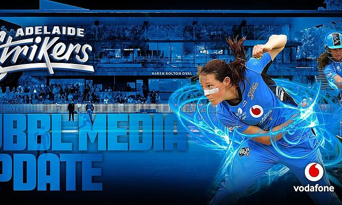 Strikers name squad to face Sixers in rebel WBBL