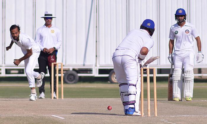 Runs Galore at SBP Stadium as Central Punjab Secure Vital Points