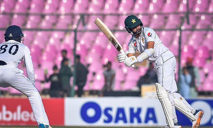 Pakistan on top in 2nd Test after 278-run partnership between Abid Ali and Shan Masood