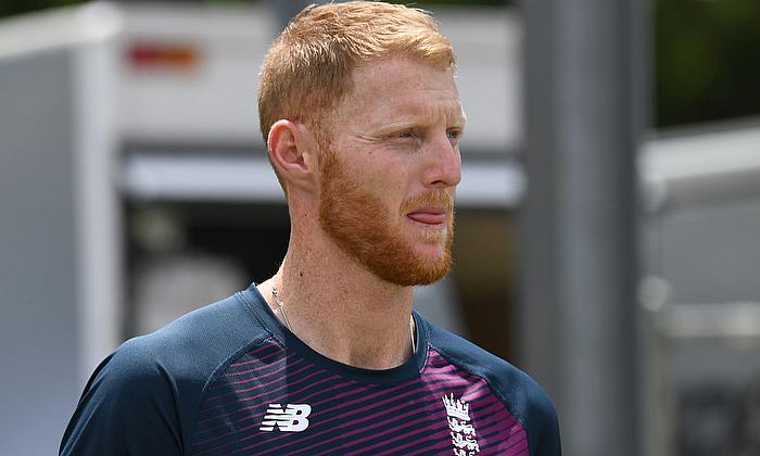 Ben Stokes will be training with England as his father moves into 'stable condition'