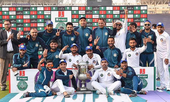 Central Punjab beat Northern by an innings and 16 runs in the final of the first-class Quaid-e-Azam Trophy - PCB