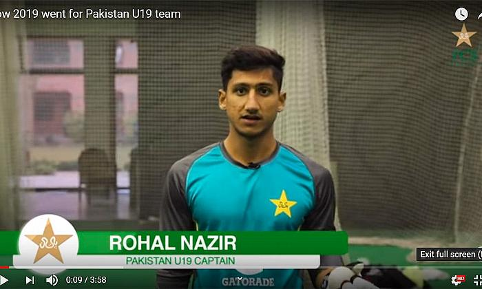 The year 2019 was another impressive year for Pakistan U19
