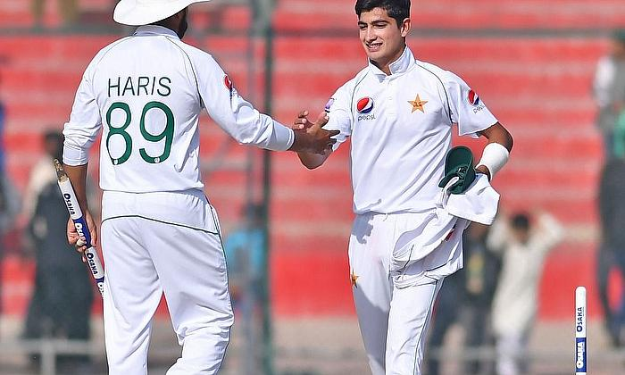 Naseem Shah withdrawn from Pakistan U19 squad
