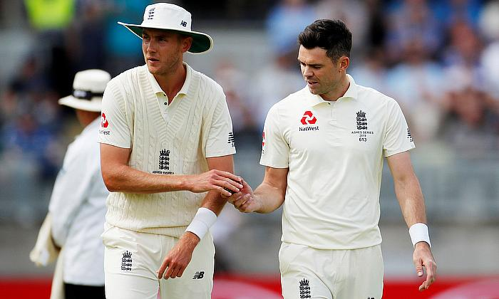 SA v ENG: Amid selection conundrum, Anderson runs the risk of being dropped for New Year Test