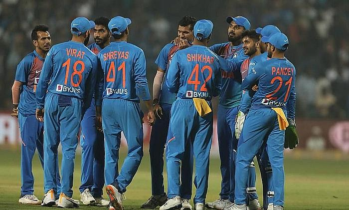 India announce T20I squad for their tour of New Zealand