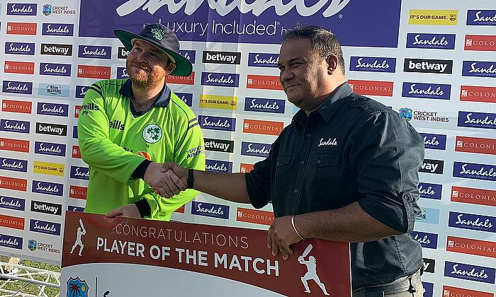 Paul Stirling Player of the Match