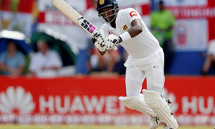 1st Test Zimbabwe v Sri Lanka Day 4: Mathews 200*secures strong position for Sri Lanka