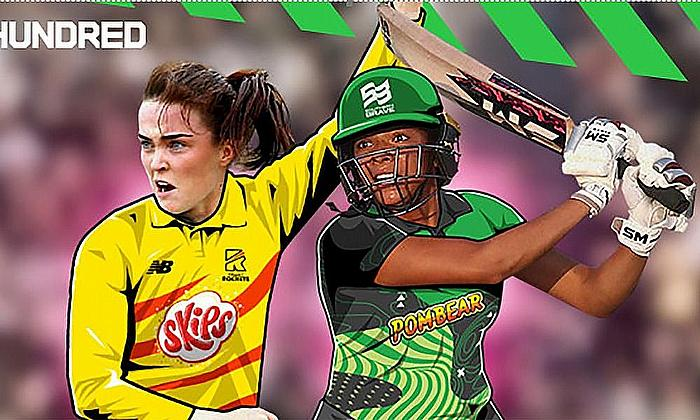 Women's Teams Announce Domestic Signings For The Hundred