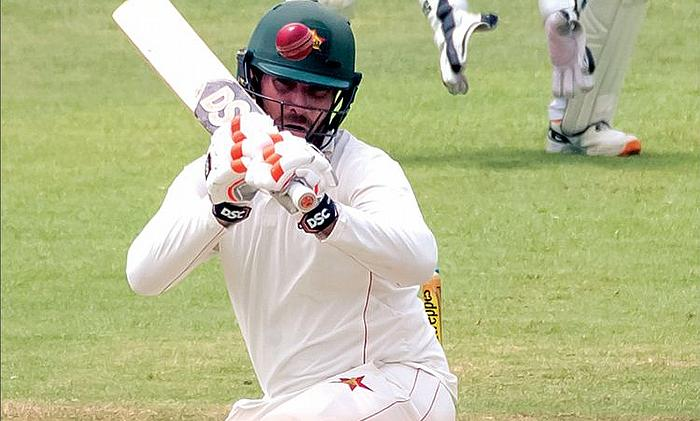 2nd Test Zimbabwe v Sri Lanka: Weather interrupts play on Day 4