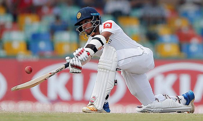 2nd Test Zimbabwe v Sri Lanka: Sri Lanka secure draw and series win 1-0