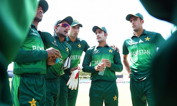 Pakistan U19 Team