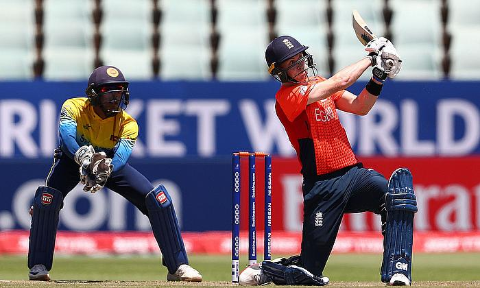 Dan Mousley Century Leads England to Victory in u19 World Cup Plate Final