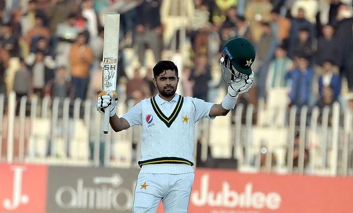 How Babar Azam Raced Against Time for his First Test century on home soil