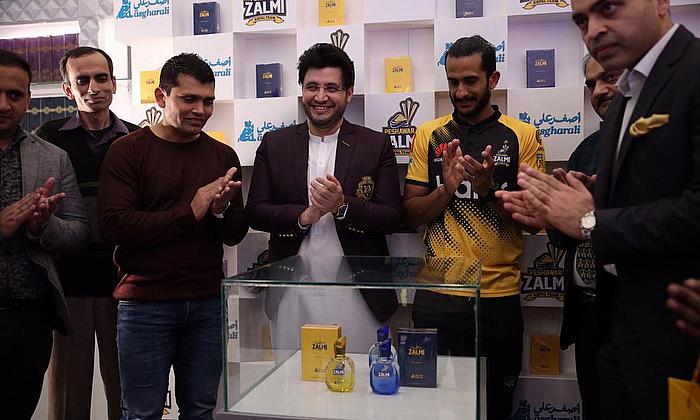 Pre-Hype from Peshawar Zalmi continues before Pakistan Super League Season Five