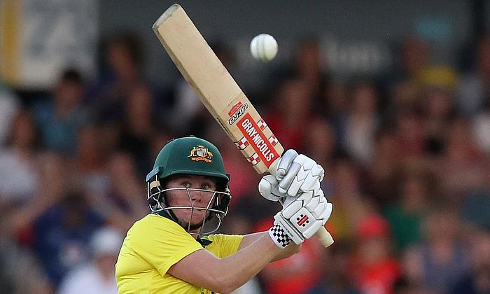 Australia secure spot in the CommBank T20 INTIL Tri-Series Final against India
