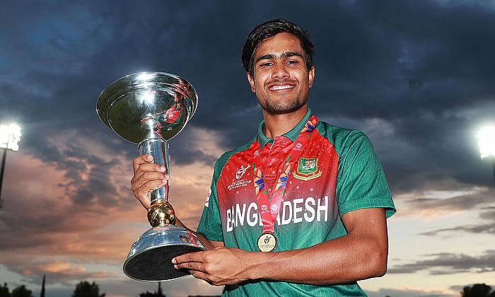 ICC U19 CWC:  Bangladesh and India's captains post-match press conference