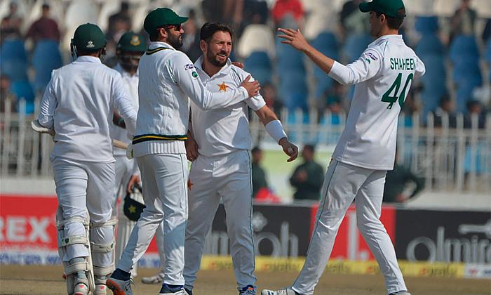 1st Test Pakistan v Bangladesh Day 4: Pakistan Romp Home in Style