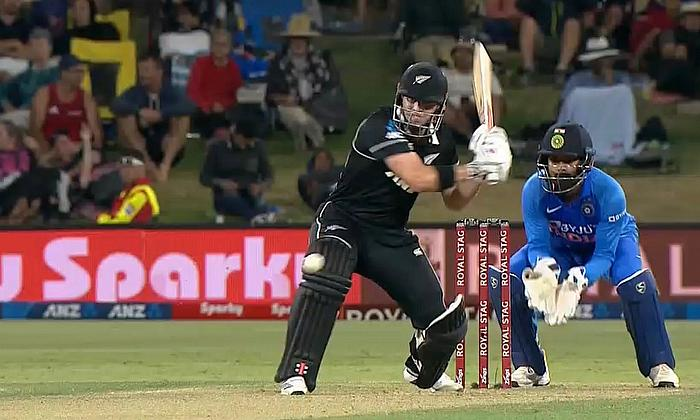 KL Rahul ton in vain as New Zealand white-wash India 3-0 at Bay Oval