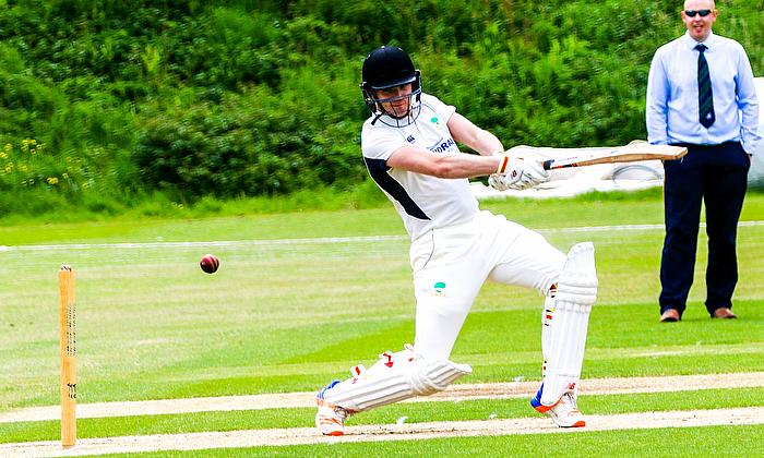 Owen Reilly Signs Extension at North Wales Cricket Champions Bangor