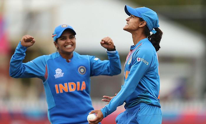 ICC Women's T20 World Cup - India secure semi-final spot