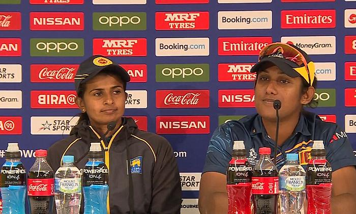 Womens Captains React to Sri Lanka win over Bangladesh