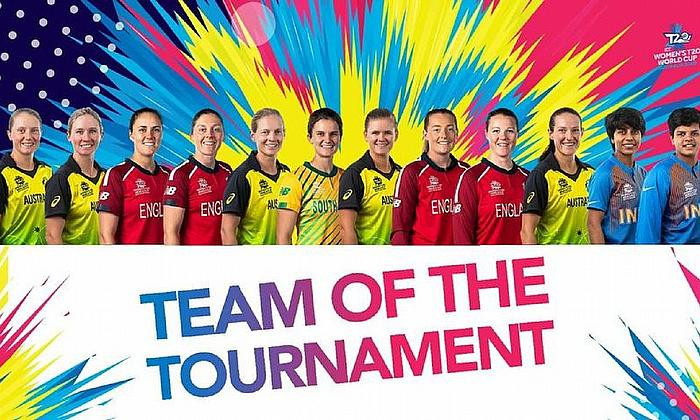 Five Australians named in ICC Women's T20 World Cup 2020 Team of the Tournament