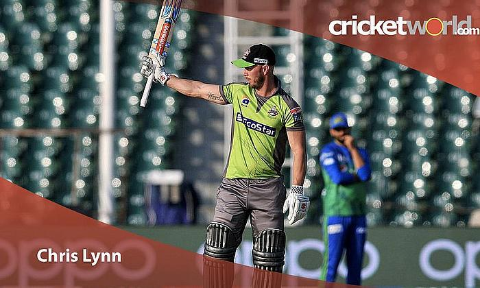 Cricket World Player of the Week - Chris Lynn