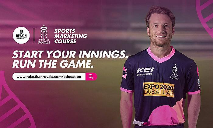 Rajasthan Royals' launch online sports marketing course for former players