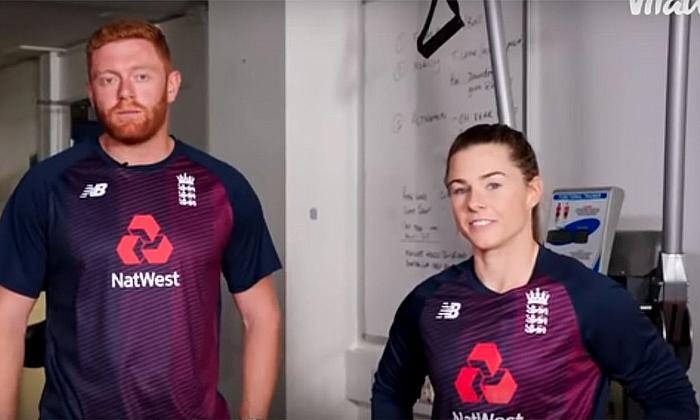 How To Stay Fit At Home With England Cricketers! | Home Fitness Workouts!