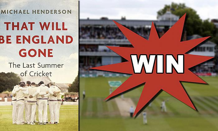 Win a copy of 'That Will Be England Gone'
