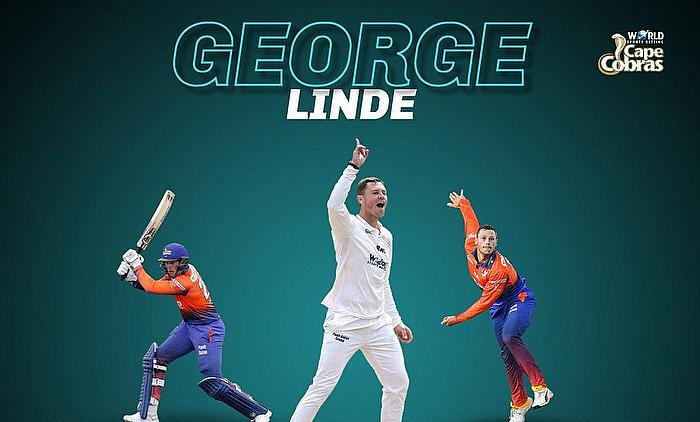 Players' Player of the Year: George Linde