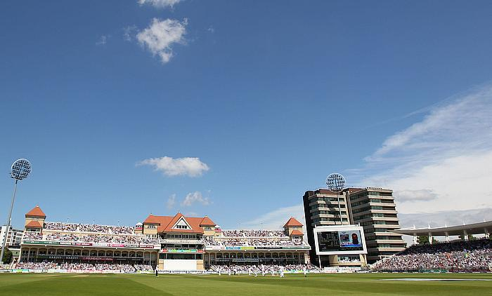 Cricket Groundcare: Trent Bridge groundsman Steve Birks on challenge of getting ground ready