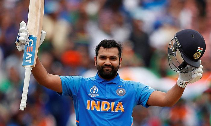 Did Rohit Sharma deserve a place in Wisden's Cricketers of the Year list?