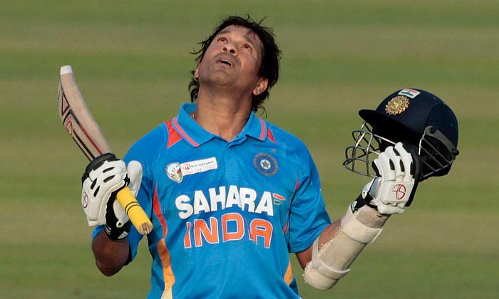 Who would have predicted that: When an ageing Tendulkar showed the way with maiden ODI double