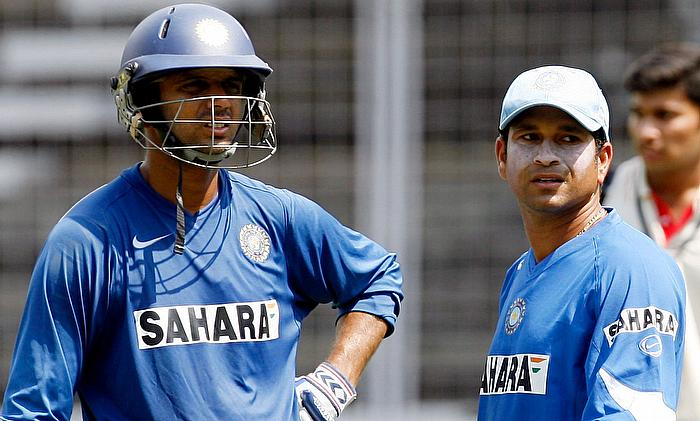 Cricket World Rewind: #OnThisDay - Sachin Tendulkar and Rahul Dravid etch unique record with Test tons