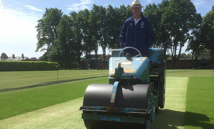 Bourne CC - Groundcare Diary – Week ending May 24th 2020